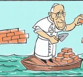 El Papa de los puentes