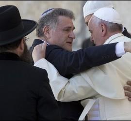 De la nostalgia al encuento. El Papa en Israel