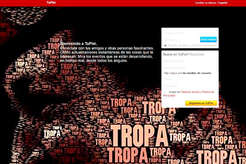 La cagada del pájaro Maduro: crea un clon de Twitter