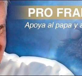 Campaña Pro Papa Francisco