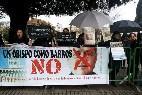 Más protestas contra Juan Barros