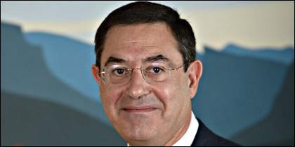Alberto García Erauzkin, presidente de Euskatel.