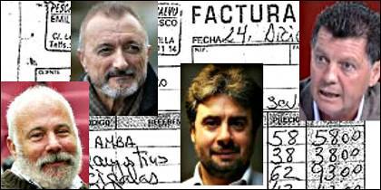 Arturo Pérez Reverte, Ramón Lobo, Enrique Serbeto y las facturas 'fantásticas' de los reporteros de guerra.