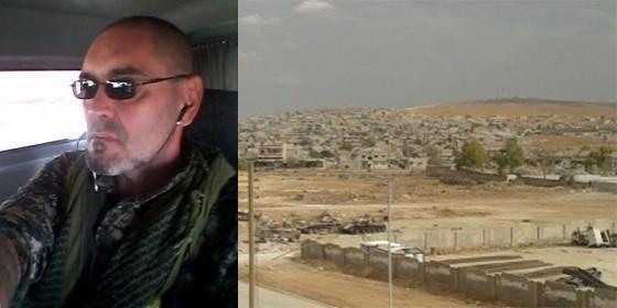 Joseba, el exconcejal del PP que combate al ISIS en Siria.