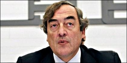 Juan Rosell (CEOE).