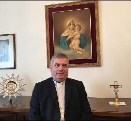 Rodríguez Carballo, en el Vaticano