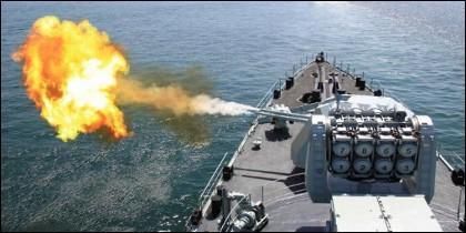 Ataque ruso contra Siria
