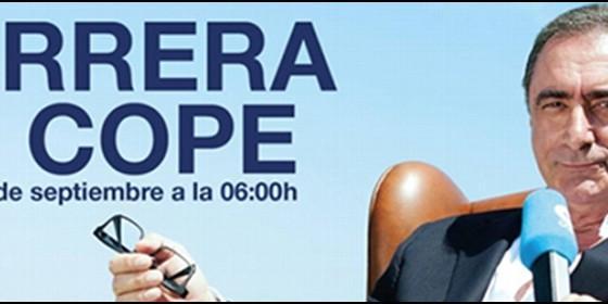 Anuncio promocional de 'Herrera en COPE'.