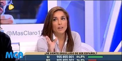 Martu Garrote (PSOE).