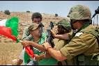Violencia entre palestinos e israelíes