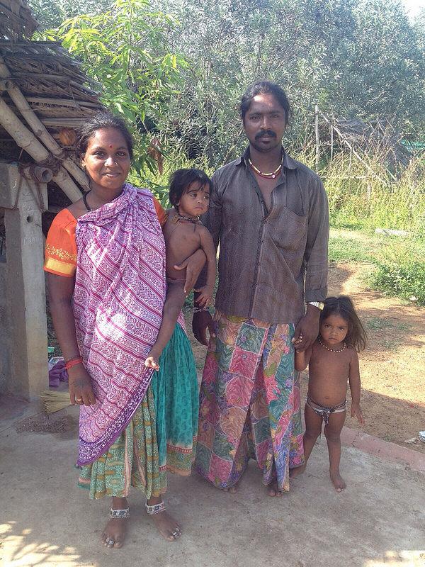 Tamil familia