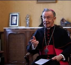 Monseñor Ladaria