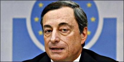 Mario Draghi (BCE).