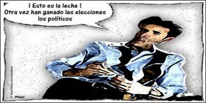 Elecciones, voto, partidos, políticos, encuestas.