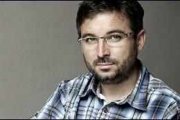 El Presentador Jordi Évole