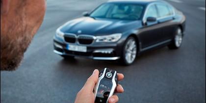 Llave BMW Serie 7