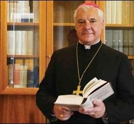 El cardenal Gerhard Müller