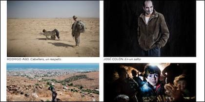 Fotorreporteros: la vida por una foto.