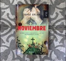 Noviembre, de Jorge Galán