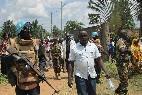 Por las calles de Bangui