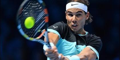 El tenista Rafa Nadal.
