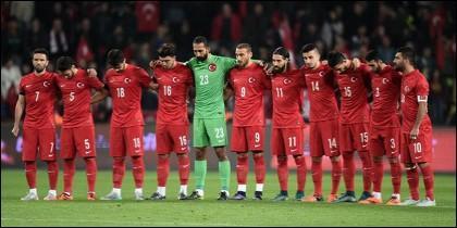 Jugadores turcos