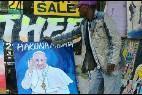 África se prepara para recibir al Papa Francisco