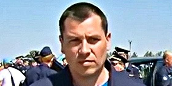 El capitán ruso Konstantin Murakhtin.