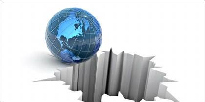 Economía global, riesgos y globalización.