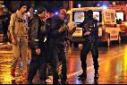 Atentado contra un autobús de la Guardia Presidencial en Túnez.