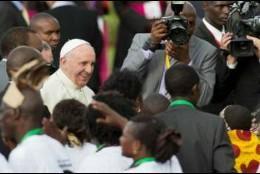 Francisco en Kenia