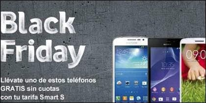 Black Friday de Vodafone.