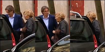 'El Cascabel' tomándole la matrícula a la alcaldesa populista.