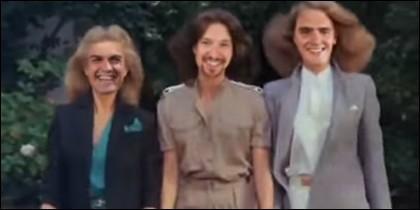 Meme de 'Los ángeles de Charlie'.