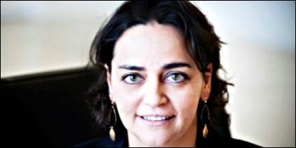 Almudena Román, Directora General de ING DIRECT en España.