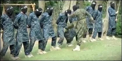 Entrenamiento del ISIS