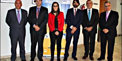 Sara Castelo entre los principales ponentes.