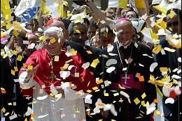 Ratzinger, en el EMF de Valencia