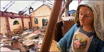 Atentado de las FARC en Bojayá en 2002