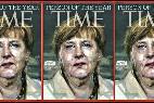 Angela Merkel, Persona del Año para la revista Time.