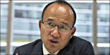 Guo Guangchang (Fosun y Osborne).