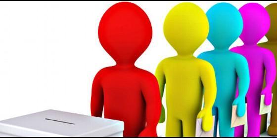 ley organica regimen electoral general:
