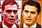 Rajoy, Sánchez, Rivera e Iglesias, candidatos a la presidencia del Gobierno en las duodécimas elecciones de la democracia española.