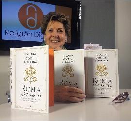 Paloma Gómez Borrero, en RD