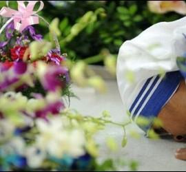 Funeral de la madre Teresa