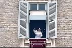 Papa, en la ventana