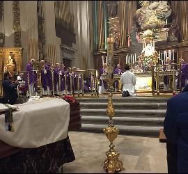 Funeral de Iniesta