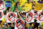 Protestas en Brasil por la corrupción