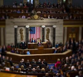 El Congreso estadounidense reaccionó airadamente contra el control de armas