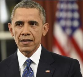 Obama insta al congreso a controlar el uso de armas